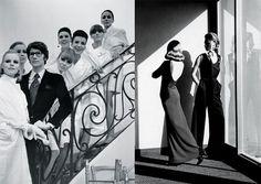 Yves Saint Laurent :: Perfume Houses :: Now Smell This Yves Saint Laurent, Rive Gauche, Vanity Fair, Amy, Vintage Fashion, Perfume, Statue, Ideas, Model