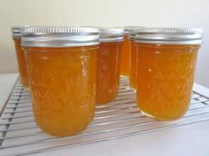 Canning Granny: We Be Jammin'... Golden Sunshine Jam (Mango)