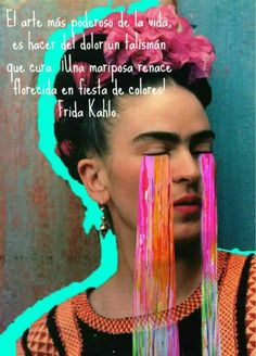 Frida Kahlo | Frases y citas celebres