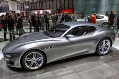 #Maserati Alfieri Concept #Geneva