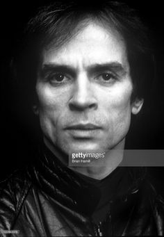 Portrait of Russian-born French dancer and actor <a gi-track='captionPersonalityLinkClicked' href=/galleries/search?phrase=Rudolf+Nureyev&family=editorial&specificpeople=206617 ng-click='$event.stopPropagation()'>Rudolf Nureyev</a> (1938 - 1993) at the Paris Opera, Paris, France, 1981.
