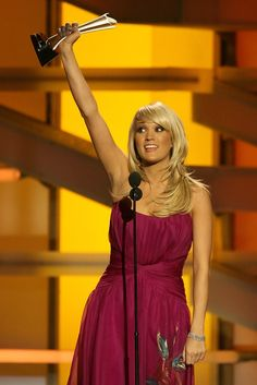Carrie Underwood - The 43rd Annual Academy Of Country Music Awards - Show