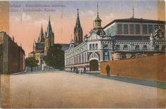 Kathatolicshe Kirche.Libau 1900.