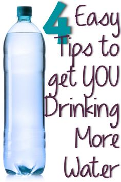 We all know water is good for us.  It helps maintain weight, it's great for our skin, and it's great for pretty much every organ in our bodies.  Sometimes though it is so hard to get enough of the …