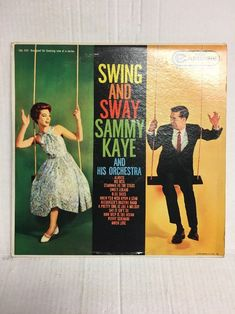 "Sammy Kaye - Swing and Sway SAMMY KAYE 12 "" LP Rio Rita Sweet Leilani Camden"