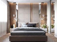 1 или Interior design by - Architecture and Home Decor - Bedroom - Bathroom - Kitchen And Living Room Interior Design Decorating Ideas - Bedroom Bed Design, Home Bedroom, Modern Bedroom, Bedroom Ideas, Girls Bedroom, Hotel Bedroom Decor, Modern Headboard, Ikea Bedroom, Bedroom Wardrobe