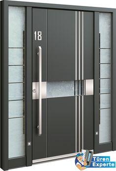 Aluminium-Haustüre AGE 1022
