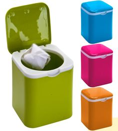 1.2litre Mini Dustbin ...