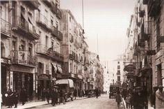 Calle san Lorenzo (Alcoy )