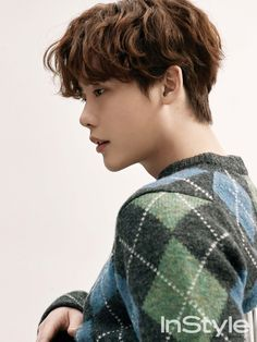 Lee Jong Suk was on the cover of both High Cut Vol. 213 and the February issue of InStyle, check it out! Lee Jong Suk, Jung Suk, Lee Jung, Jung Yong Hwa, Asian Actors, Korean Actors, Dramas, Park Bo Gum, Han Hyo Joo
