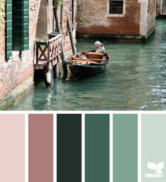 color canal