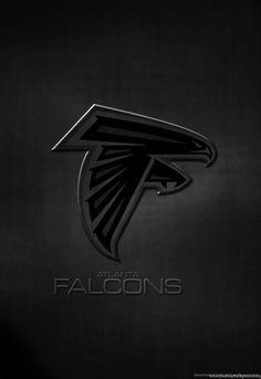Falcons Football, Team Logo Design, Dallas, Atlanta Falcons, Nfl, Birds, Illustrations, Wallpaper, Sports