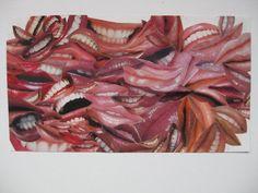 Αποτέλεσμα εικόνας για mouth collage