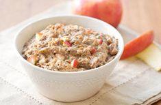 Slow-Cooker Apple Maple Oatmeal