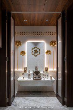 Contemporary Villa Interiors Exude Luxury |NZ Associates - The Architects Diary