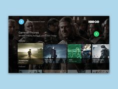 Android tv small