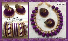 Silk Thread Bangles, Thread Jewellery, Diy Jewellery, Jewelry, Crafts, Accessories, Fashion, Moda, Jewlery