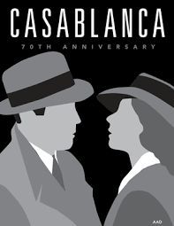 Image result for casablanca poster