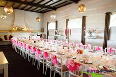 Diner roze