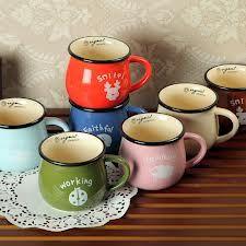tasses caf palettes de peintre par korb tasse. Black Bedroom Furniture Sets. Home Design Ideas