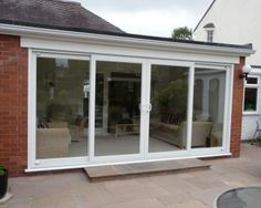 Our Patio doors are extremely easy to clean and virtually maintenance free. Sliding Patio Doors, Sunroom, Building A House, Porch, Home Improvement, Storm Doors, Windows, Architecture, Nostalgia