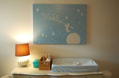 New painting. by Paulabirdy, via Flickr