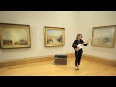 This is Britain: Anna Calvi  Anna Calvi performs live in the galleries of Tate Britain, inspired by her favourite painting by Peter Doig in the Tate collection.