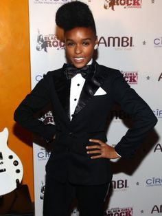 Janelle Monae, African American Style Icon