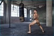 """Irish mixed martial artist Conor McGregor takes on strong fighting stances as he goes nude for the pages of ESPN's 2016 Body Issue. Talking about the many active hats he juggles, McGregor explains, """"I'm in the game of spinning plates. I'm spinning a boxing plate. I'm spinning a taekwondo plate. I'm spinning a jiu-jitsu plate....[ReadMore]"""