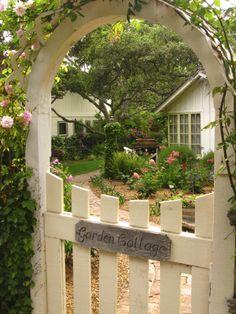 Garden Cottage- The F.A. Collman House