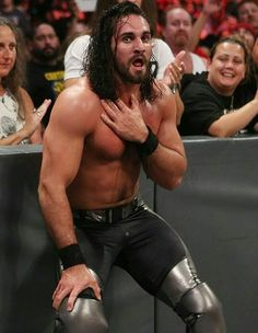 Provehito In Altum Wwe Seth Rollins, Seth Freakin Rollins, Divas, Beautiful Men Faces, Wwe Wrestlers, How To Draw Hair, Roman Reigns, Wwe Superstars, Gym Time