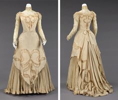Lovely 19th and early-20th C. gowns by Brooklyn dressmakers get their own collection at the Metropolitan Museum of Art.