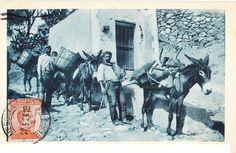 Λίνδος 1934 Rhodes, Old Photos, Moose Art, Greek, Memories, History, Painting, Animals, Old Pictures