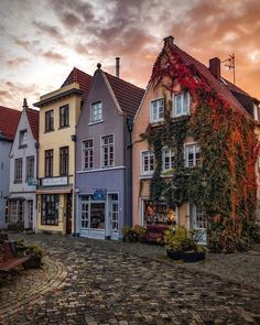 The Disciple of Satan: Fairytale town in Bremen, Germany - Nico