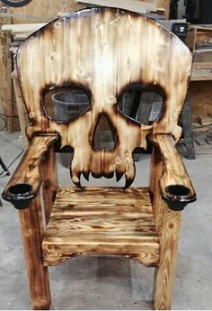 Wooden Pallet Furniture New Wooden Pallet Chair Furniture Ideas Woodworking Projects Diy, Diy Wood Projects, Wood Crafts, Woodworking Plans, Project Projects, Woodworking Skills, Woodworking Furniture, Pallet Chair, Into The Woods