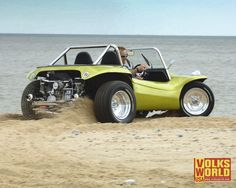 Beach Buggy. See our blog, gallery of images and videos on this car today on www.in2motorsports.com