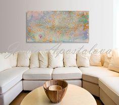 Watercolor Painting Pastel Colors Wall Art por JuliaApostolova