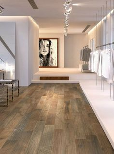 Wood Effect Tiles Ceramic Porcelain - Wood Effect Tiles, Wood Look Tile, Wood Ceramic Tiles, Porcelain Tile, Wood Parquet, Tile Stores, Wall And Floor Tiles, Shop Interiors, Design