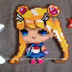 chibi Sailor Moon bydarklinkdesigns