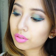 If you wanna know how to do this makeup look, please go check out the YouTube link! (Click the picture to be redirected to YouTube)
