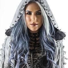 175 Me gusta, 2 comentarios - @metal.queens en Instagram Arte Heavy Metal, Game Of Thrones Characters, Dreadlocks, Hair Styles, Beauty, Instagram, Hair Plait Styles, Hair Makeup, Hairdos