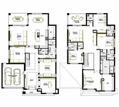 Browse the various home designs and house plans on offer by Carlisle Homes across Melbourne and Victoria. Find great house plans and home designs for your needs. House Layout Plans, Duplex House Plans, Family House Plans, Bedroom House Plans, New House Plans, Dream House Plans, Modern House Plans, House Layouts, House Floor Plans