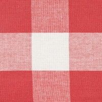 Swedish Furniture in England - Nordic Style Raspberry Large Check