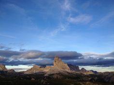 Tre Cime di Lavaredo -  Foto scattata da Mattia Felicetti con una DSC-HX200.
