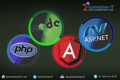 #WEBDEVELOPMENT Do you have a #web project in mind? Or are you planning to develop a #website / #webapplication for your #startup or #enterprise. Then you are at right place. Our #web #development basket is full of #technologies. Some of them are #php #angularjs #nodejs #asp #laravel #symfony #zend and so on.   We have excellent #offshore business models, flexible pricing and #freetrial #offers. Talk to us today to know more #offers.  http://www.summationit.com/web-application-development