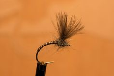 Small CDC dry fly