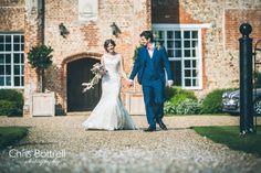 Bruisyard Hall Wedding