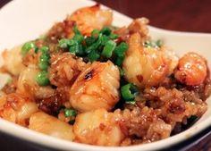 Glazed Shrimp Fried Rice - Johnny Prep - The Soup Guy - Recipes, Videos, Classes