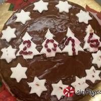 how to fondant a cake Greek Desserts, Greek Recipes, Sweets Recipes, Christmas Time, Sweet Tooth, Deserts, Pudding, Cooking, Food