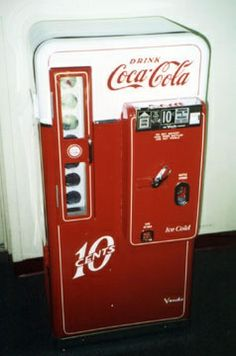 Coca Cola & Other Soda Machines For Sale: GameRoomAntiques.com ($500-5000) - Svpply
